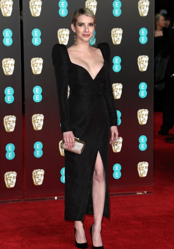 Emma Roberts – 2018 British Academy Film Awards
