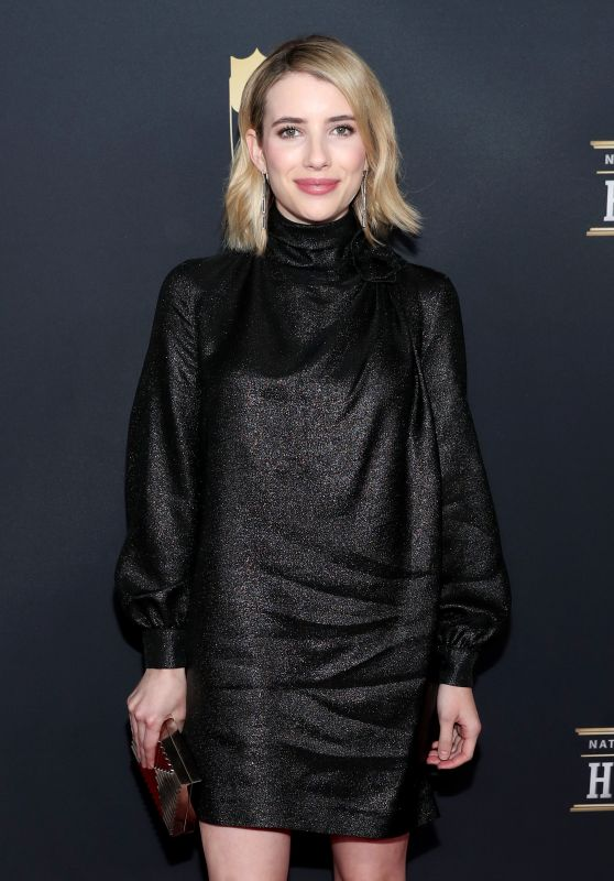 Emma Roberts - NFL Honors at University of Minnesota in Minneapolis
