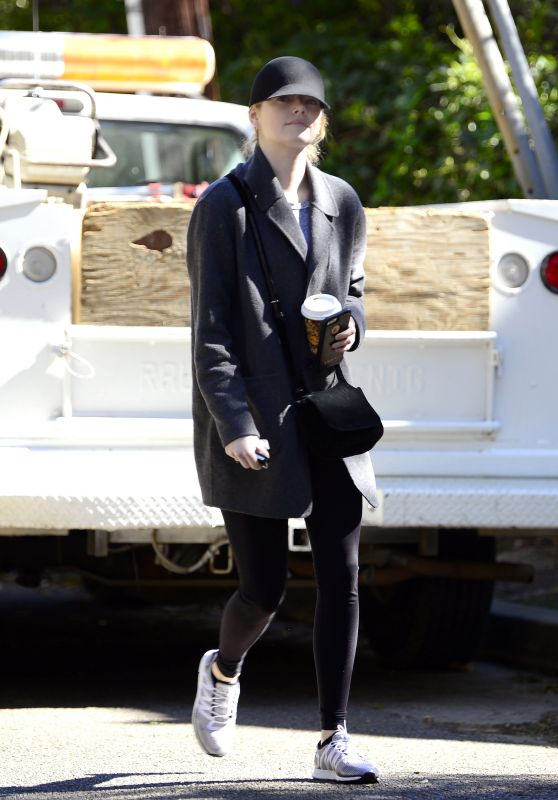 Emma Stone - Out in Los Angeles 02/25/2018