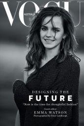 Emma Waston - Vogue Australia March 2018