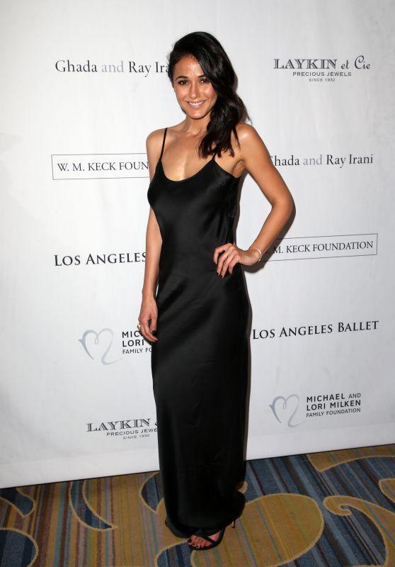 Emmanuelle Chriqui – 2018 Los Angeles Ballet Gala