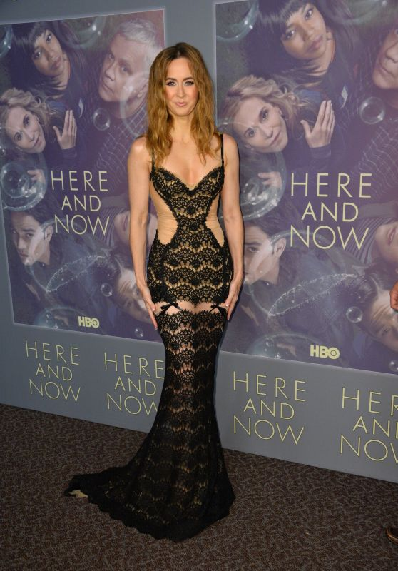 "Erin Carufel – ""Here and Now"" Premiere in LA"