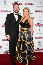 Erin McGregor – The Gossies 2018 Awards in Dublin