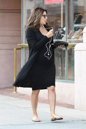 Eva Longoria Style - Out in Beverly Hills 02/22/2018