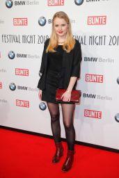Eva Nürnberg – BUNTE & BMW Host Festival Night, Berlinale 2018
