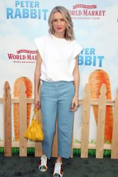 """Ever Carradine – """"Peter Rabbit"""" Premiere in Los Angeles"""