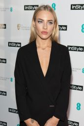 Fae Williams - 2018 BAFTAs Pre Party in London