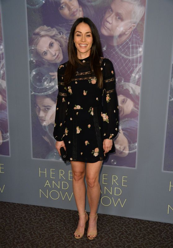 "Fernanda Andrade – ""Here and Now"" Premiere in LA"