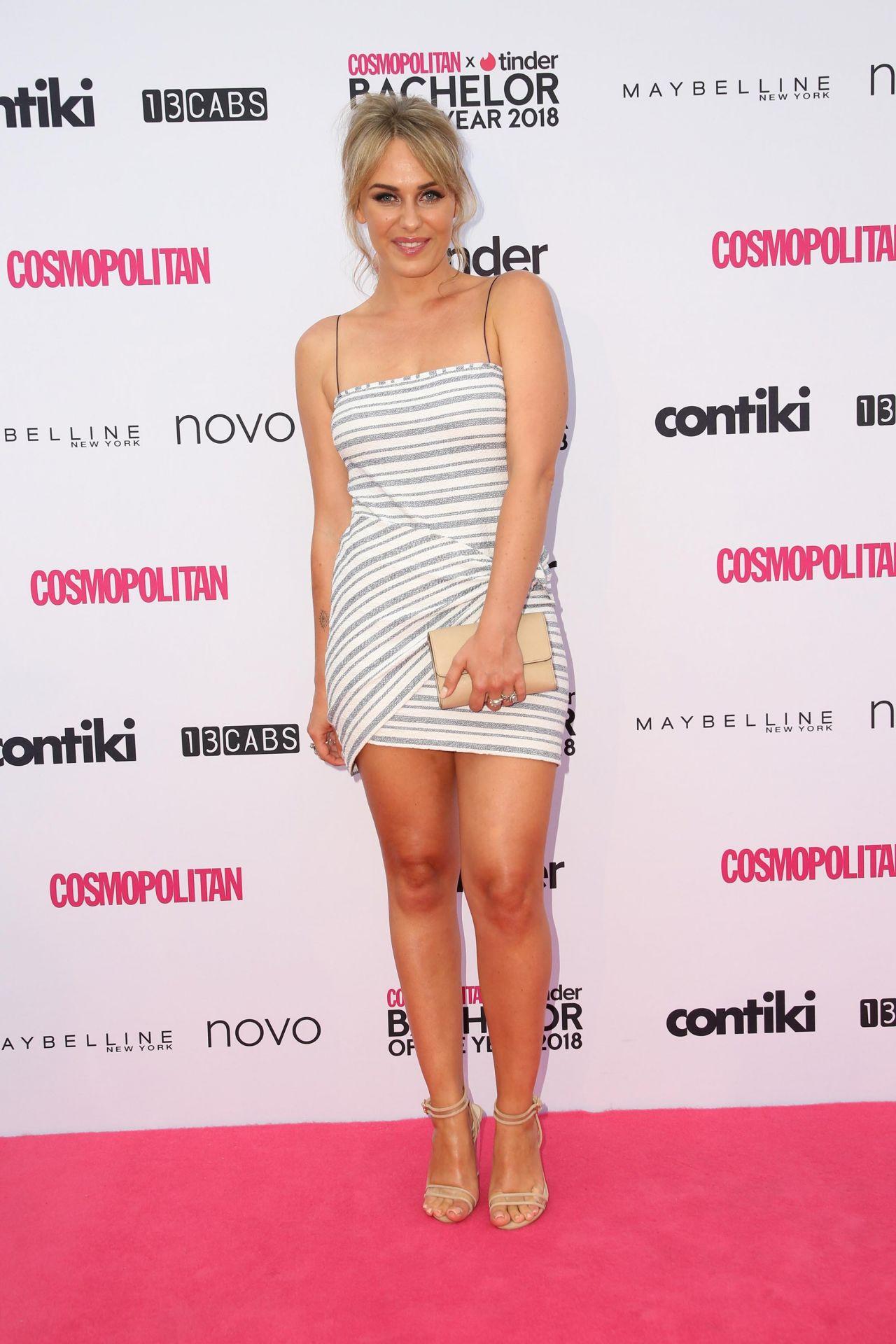 Florence Alexandra Sophia – Cosmopolitan + Tinder Annual ...