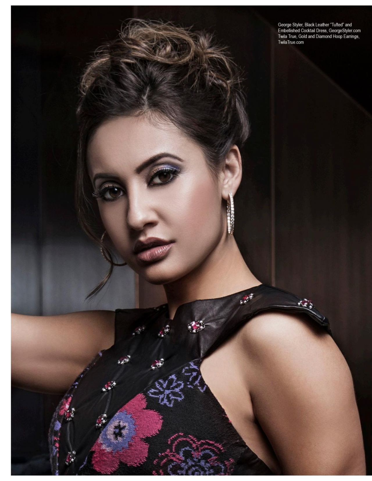 Francia Raisa - Regard Magazine February 2018