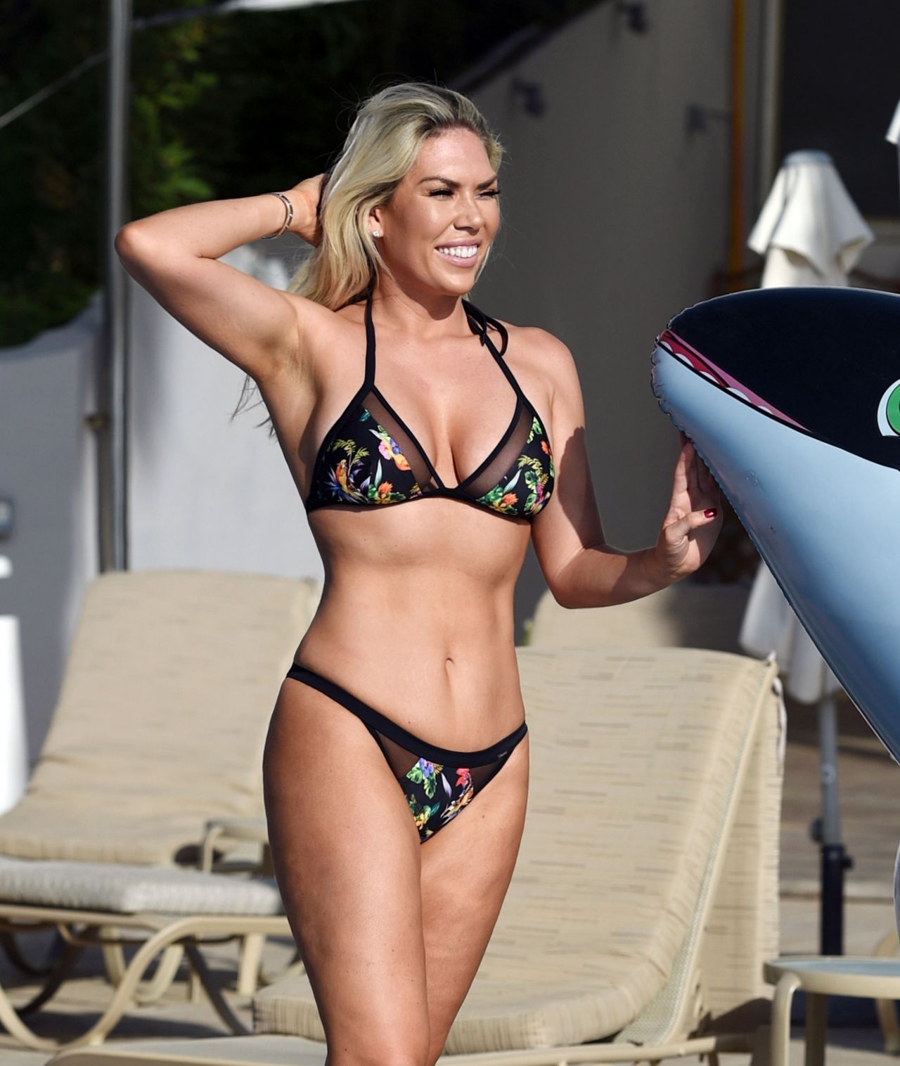 Frankie Essex In Bikini Holiday In Portugal 02 20 2018