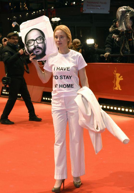 Franziska Petri – Berlinale 2018 Closing Ceremony