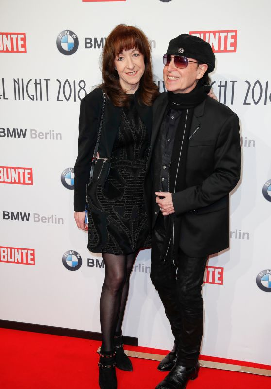 Gabi Meine – BUNTE & BMW Host Festival Night, Berlinale 2018