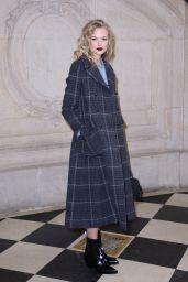 Gabriella Wilde – Christian Dior Show FW18 in Paris
