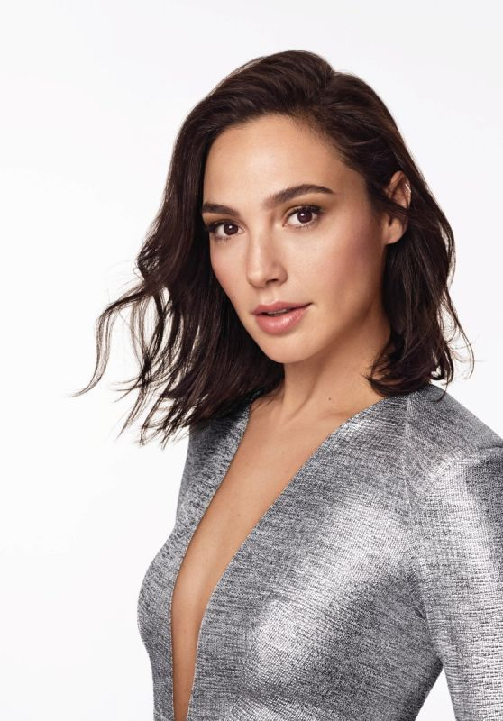 "Gal Gadot - Photoshoot for Revlon ""Live Boldly"" Campaign"