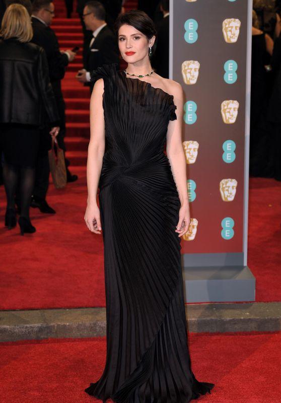 Gemma Arterton – 2018 British Academy Film Awards