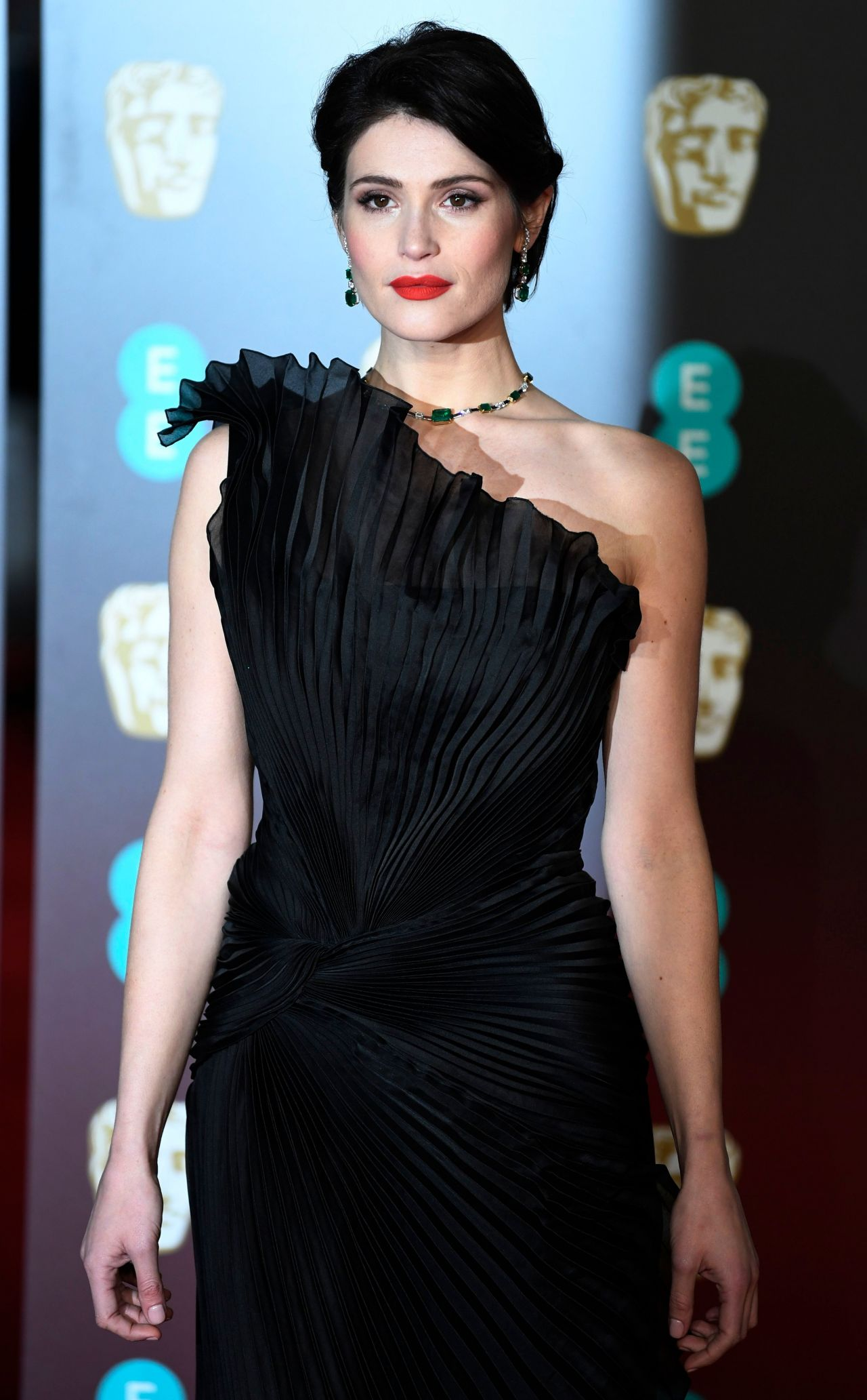 Gemma Arterton 2018 British Academy Film Awards