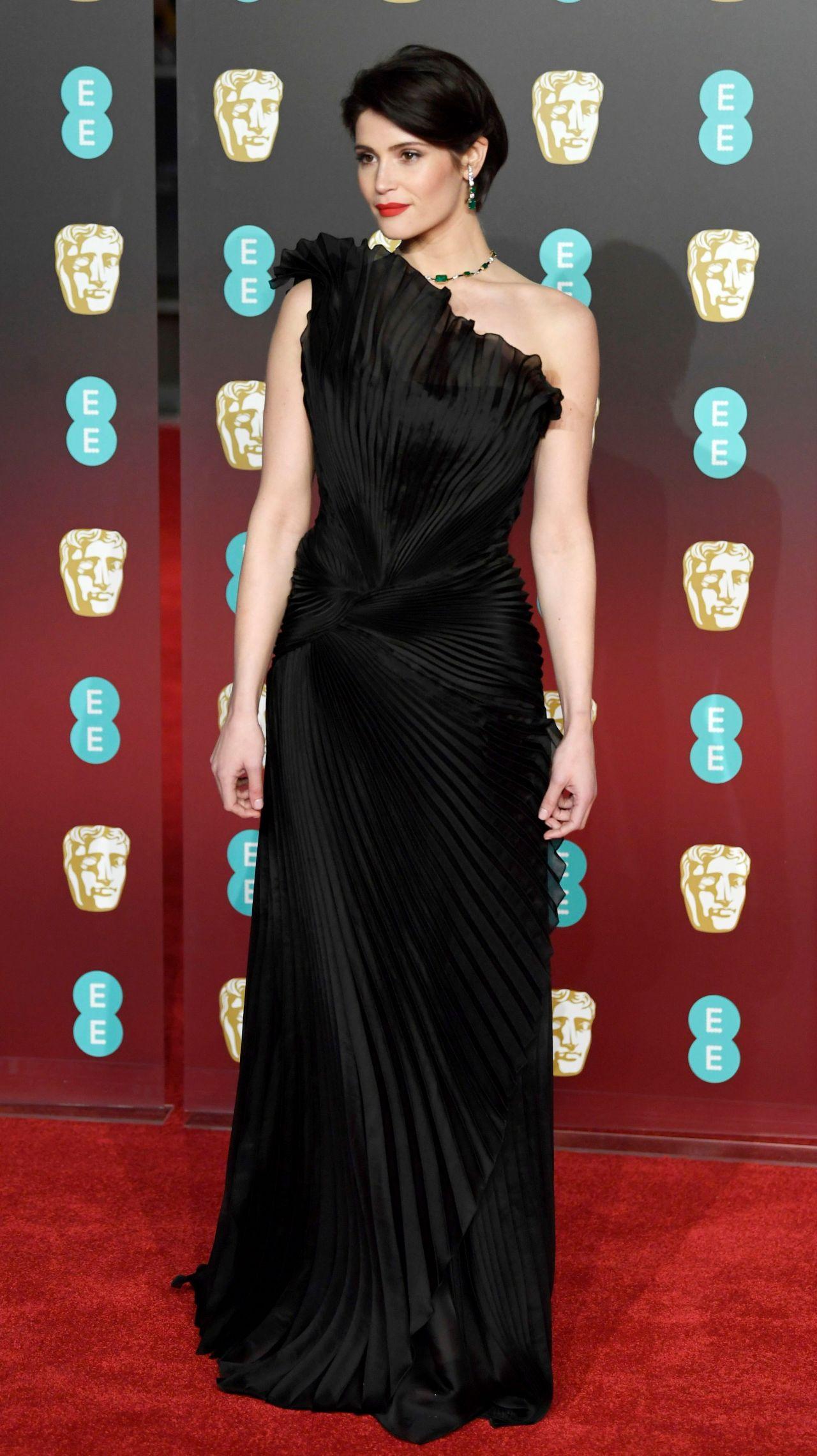 Gemma Arterton 2018 British Academy Film Awards