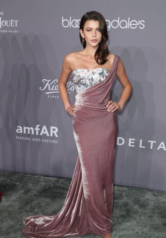 Georgia Fowler – 2018 amfAR Gala in NYC