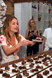 Giada De Laurentiis Hosts the Italian Bites on the Beach Event in Miami