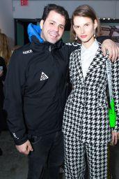Giedre Dukauskaite – Sandra Choi and Virgil Abloh Host NYFW Dinner in NYC