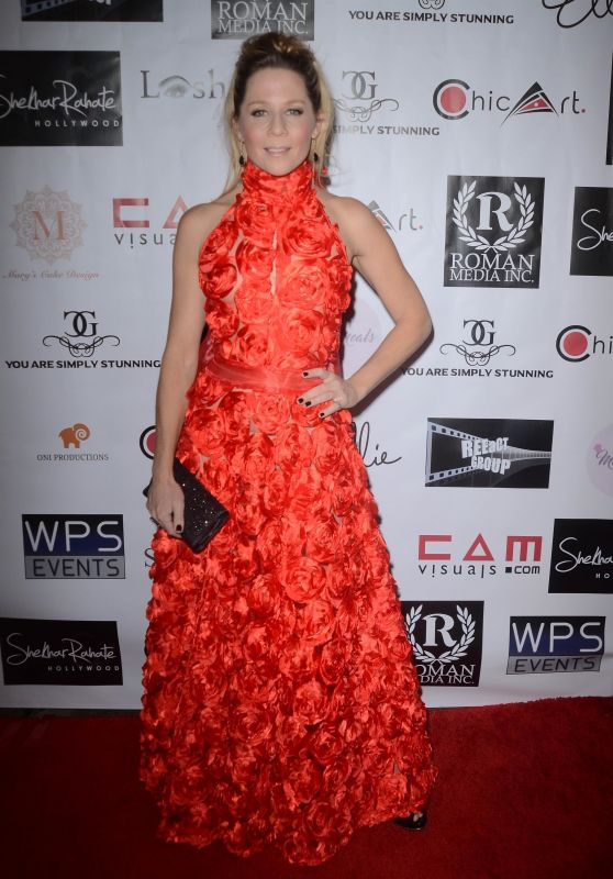 Gigi Edgley – 2018 Roman Media Pre-Oscars Event in Hollywood
