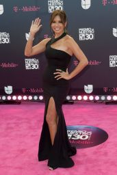 Giselle Blondet – Premio Lo Nuestro 2018 Awards in Miami