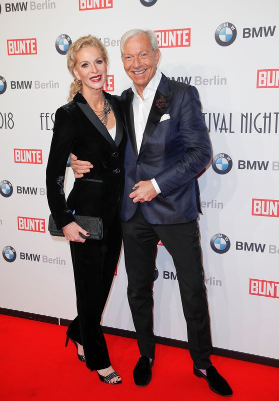 Grit Weiss - BUNTE & BMW Host Festival Night 2018, Berlinale 2018