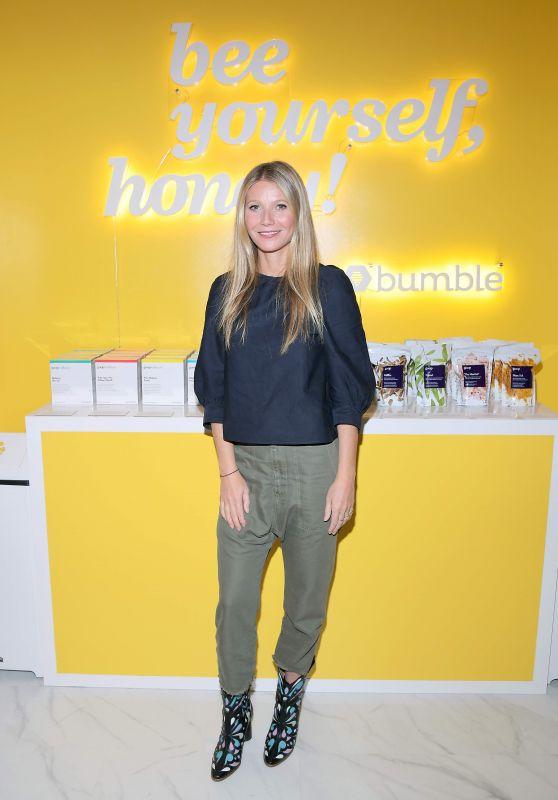 Gwyneth Paltrow at Bumble Hive LA Debut