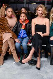 Hailey Clauson and Jessica Hart – Cushnie Et Ochs Fashion Show in NYC 02/09/2018