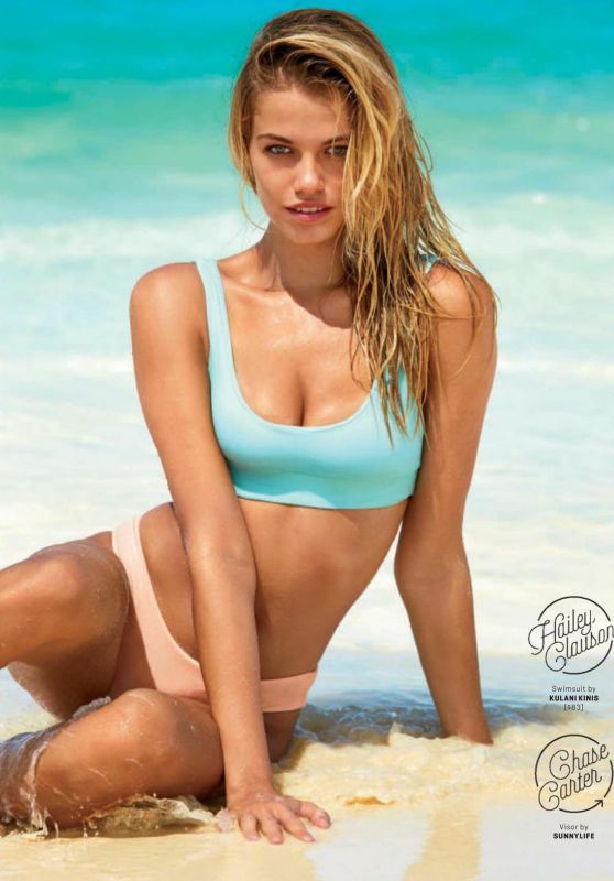 Hailey Clauson - SI Swimsuit 2018 (Part II)
