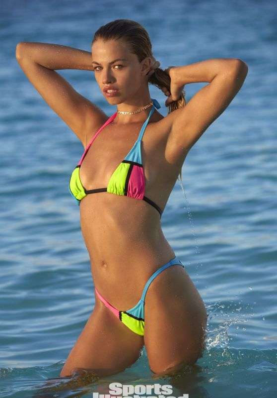 Hailey Clauson - Sports Illustrated Swimsuit Issue 2018