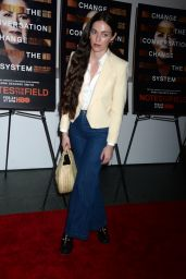 "Hailey Gates – ""Notes From The Field"" Special Screening in NY"