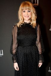 Hannah Arterton – Dunhill & GQ Pre-BAFTA Filmmakers Dinner And Party in London