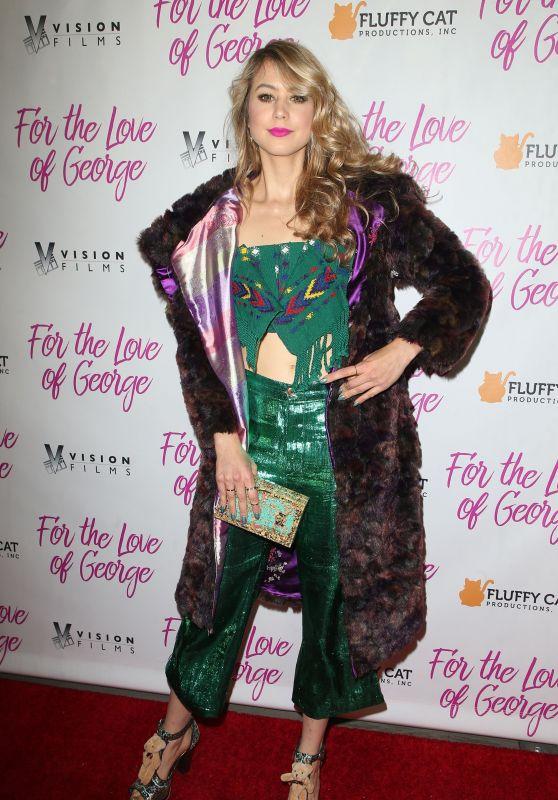 "Hannah Kat Jones – ""For The Love Of George"" Premiere in Los Angeles"