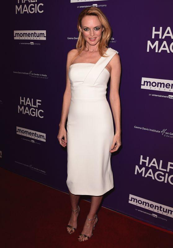 "Heather Graham - ""Half Magic"" Premiere in LA"