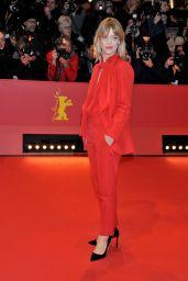"""Heike Makatsch – """"Isle of Dogs"""" Premiere, 68th Berlin Film Festival"""