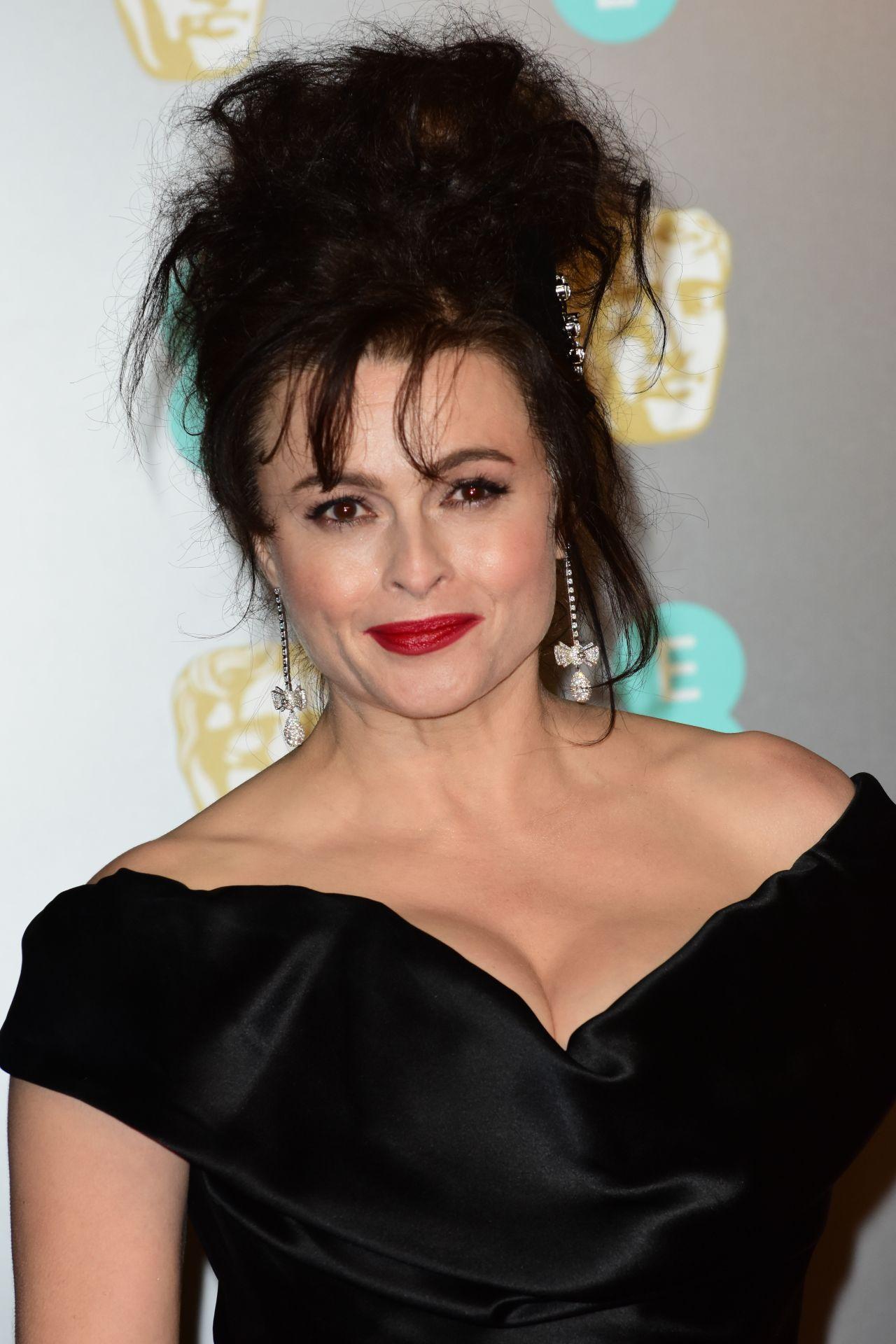Helena Bonham Carter 2018 British Academy Film Awards