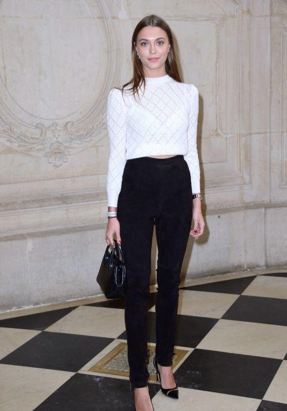 Heloise Agostinelli – Christian Dior Show FW18 in Paris