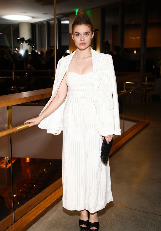 Holland Roden - Rachel Zoe Fall 2018 Collection Presentation in LA