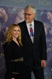 """Holly Hunter – """"Here and Now"""" Premiere in LA"""