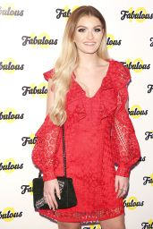 Holly Tandy – Fabulous Magazine 10th Birthday Party in London