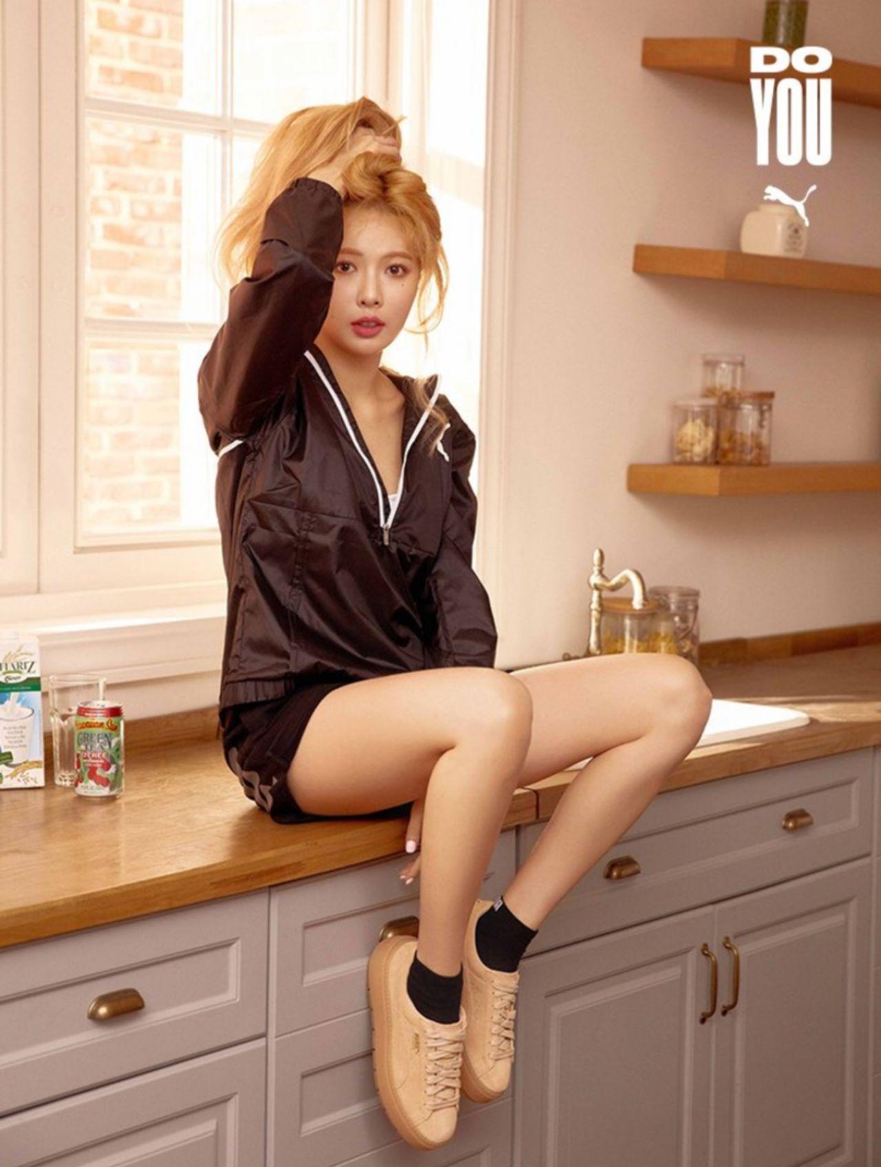 55950ee2ff8b Hyuna - Puma