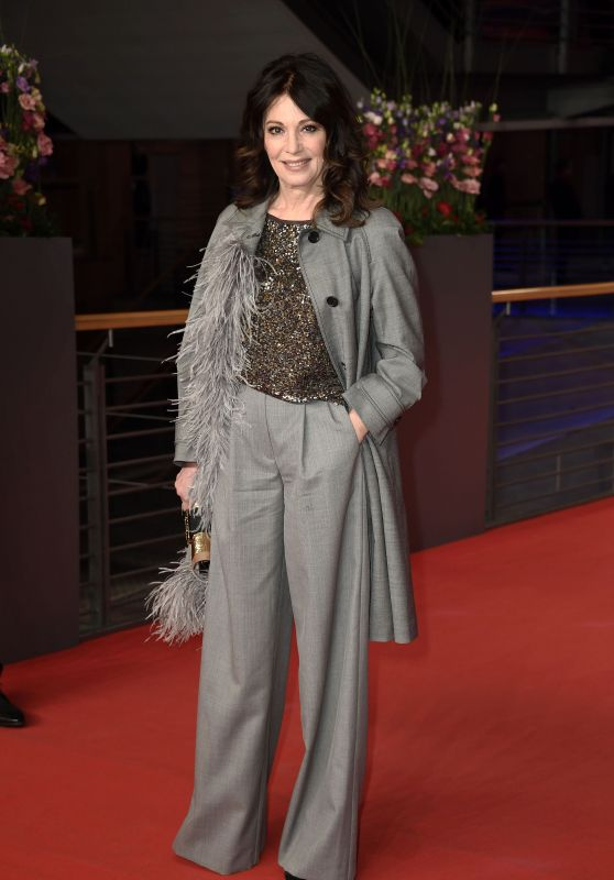 Iris Berben – Berlinale 2018 Closing Ceremony