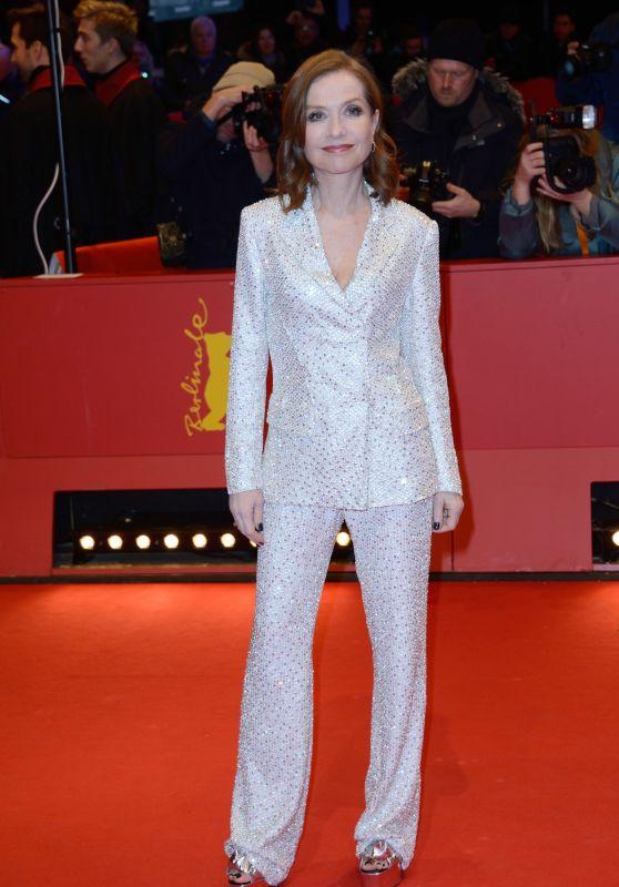 "Isabelle Huppert – ""Eva"" Premiere in Berlin"