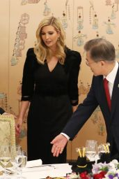 Ivanka Trump - Dinner at the Presidential Office Cheong Wa Dae in South Korea