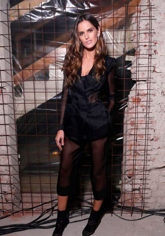 Izabel Goulart – ADR Beyond Fashion FW18 in Milan
