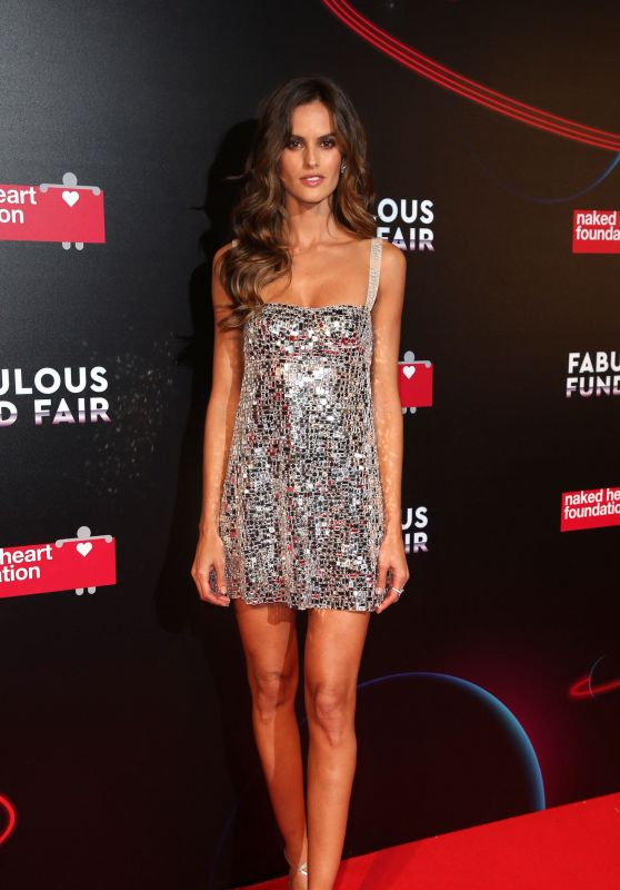 Izabel Goulart – London's Fabulous Fund Fair 2018