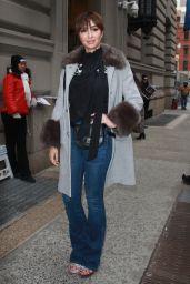 Jackie Cruz – Kate Spade Presentation FW18 at NYFW