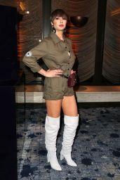 Jackie Cruz – Stuart Weitzman Celebrates Giovanni Morelli's Debut Collection FW18 at NYFW